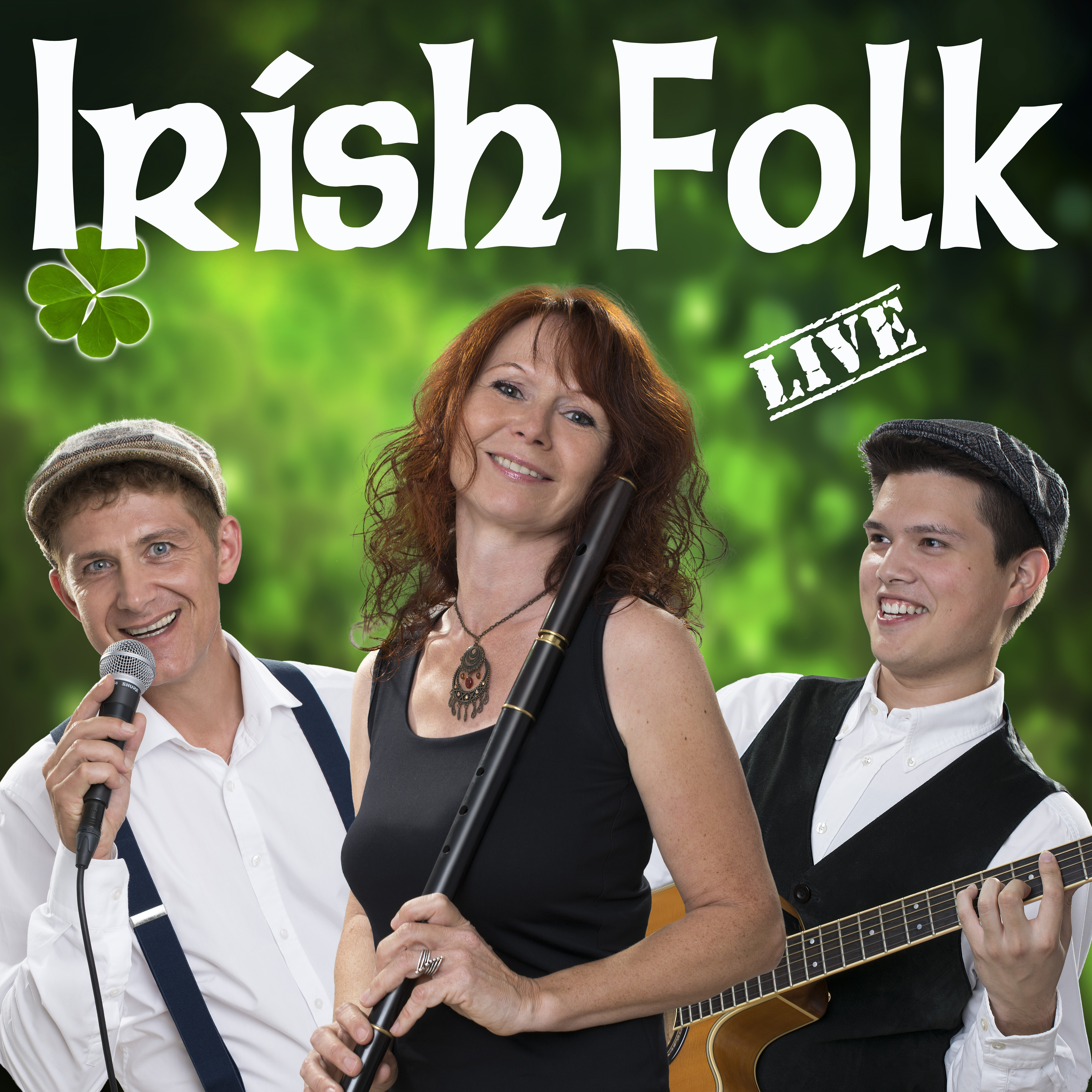 Irish Folk Konzert